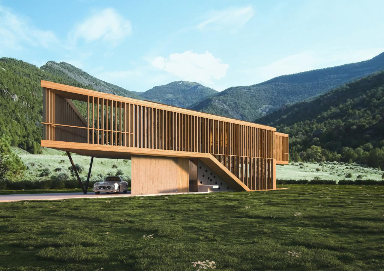 The Folk House