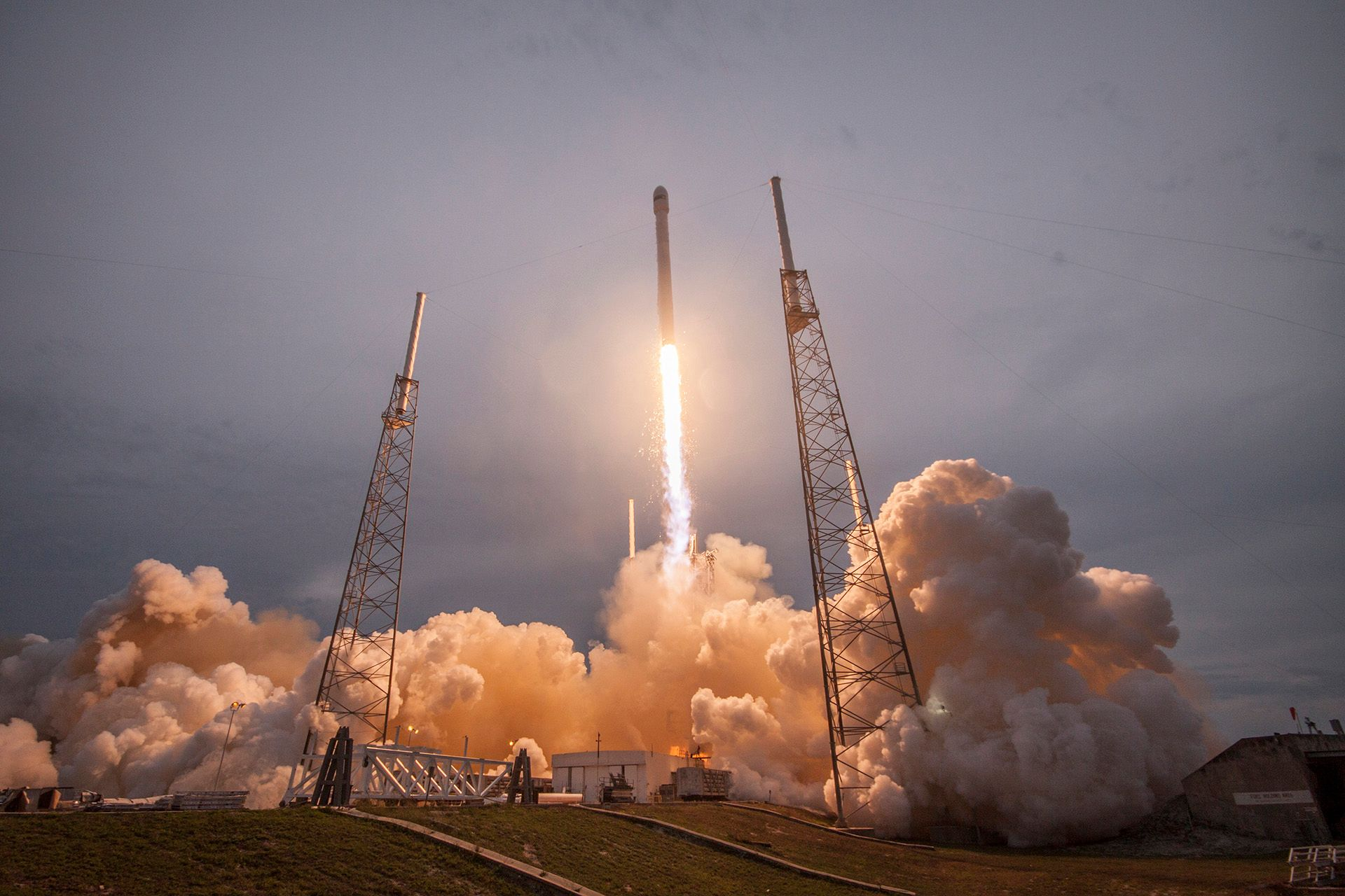 SpaceX - The New Space Race